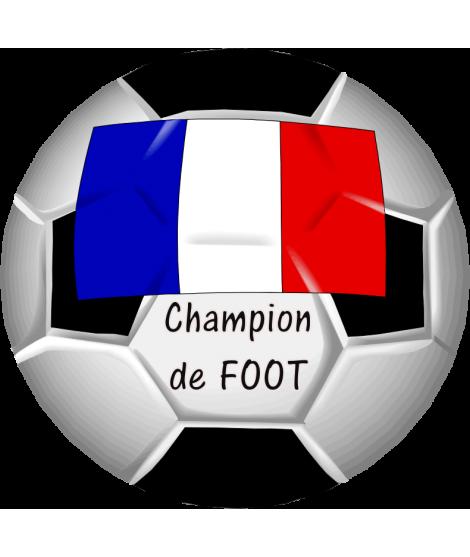 image comestible football