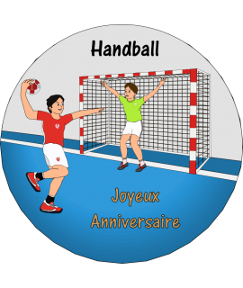 photo comestible handball