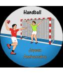 photo comestible handball