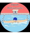 photo comestible natation