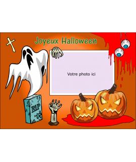 décoration comestible halloween