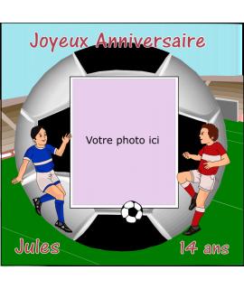 photo comestible football