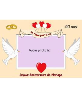 photomontage alimentaire pour gâteau anniversaire mariage
