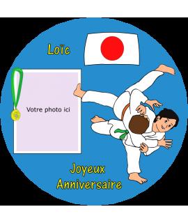 disque sucre judo