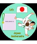 disque alimentaire judo