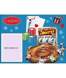 décoration alimentaire casino