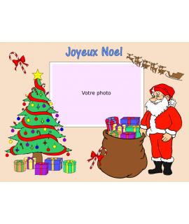 Décoration comestible Noel